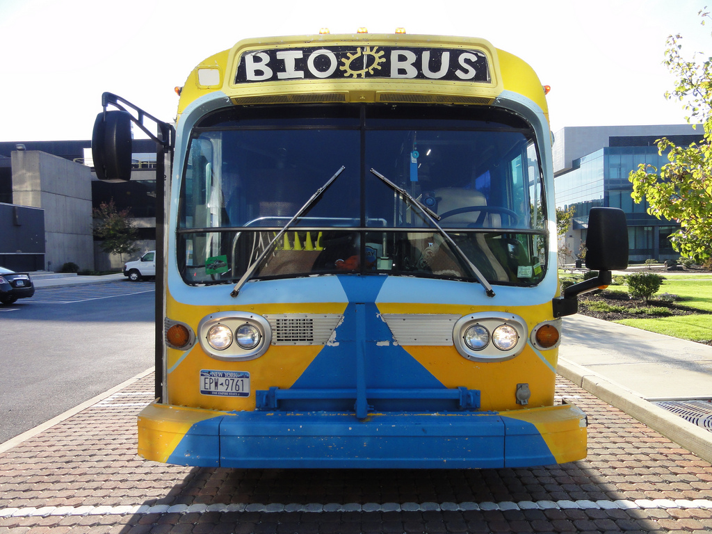 BioBus Booking School Visits for the 2015/2016 School Year