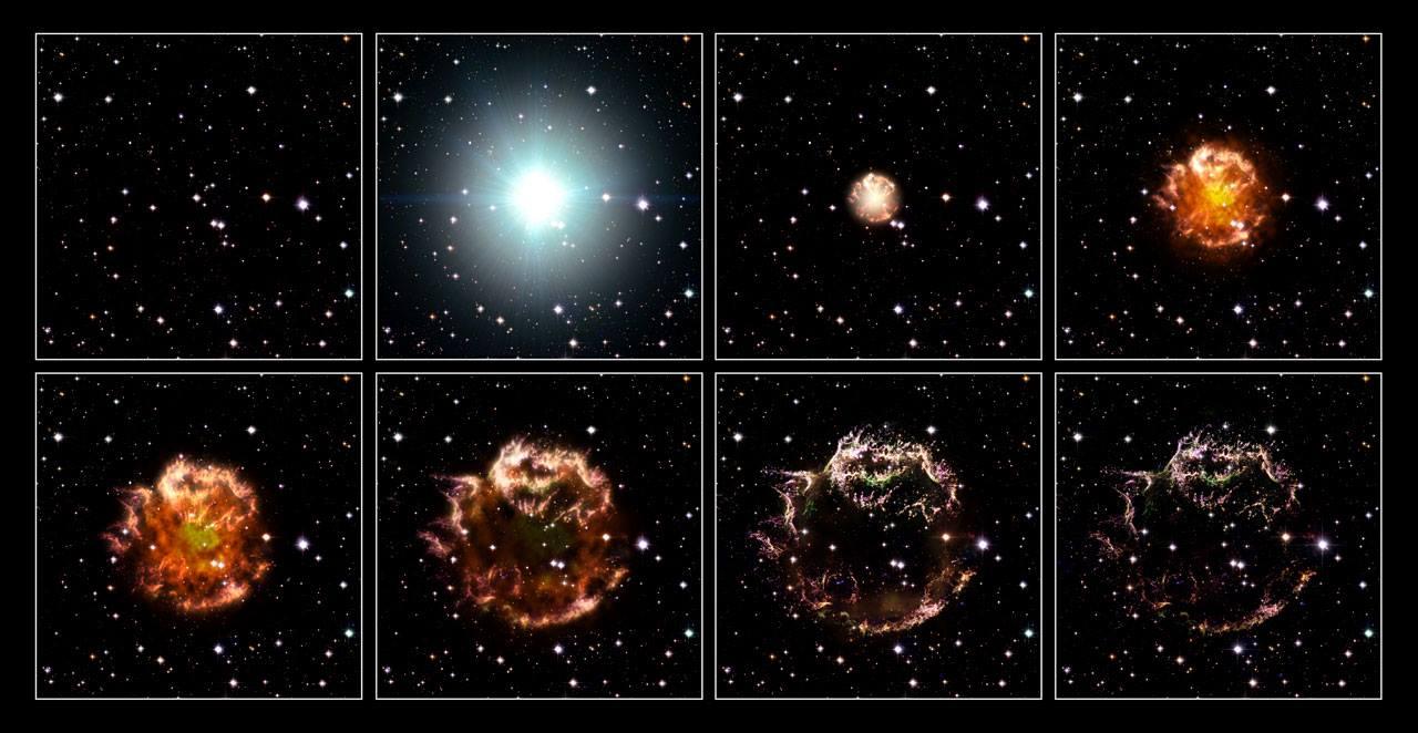 Free Drinks, Fast Science: Stellar Death & Cosmic Fireworks