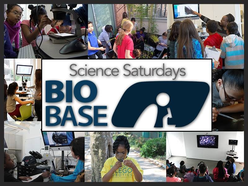 Saturday Science at the BioBase