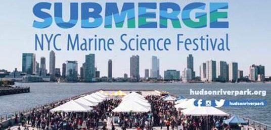 BioBus at Submerge Marine Science Festival 2016