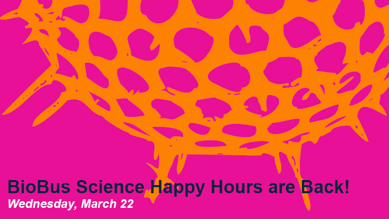 Science Happy Hour: Science is Child's Play