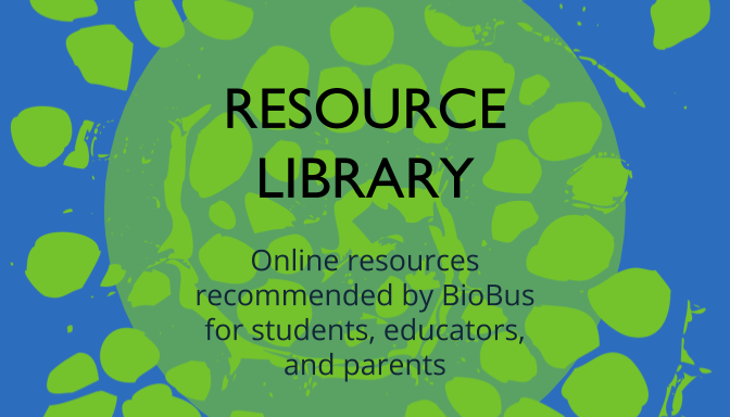 Explore our recommended online resources!
