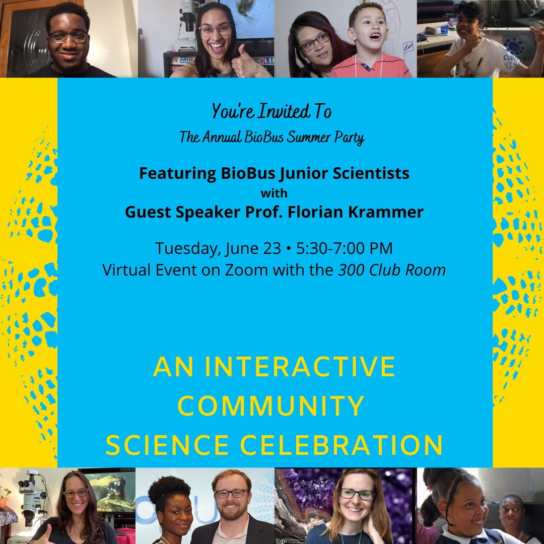 AN INTERACTIVE COMMUNITY  SCIENCE CELEBRATION